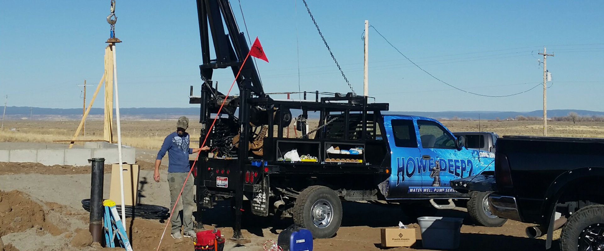 Idaho Water Well Drilling and Pump Services
